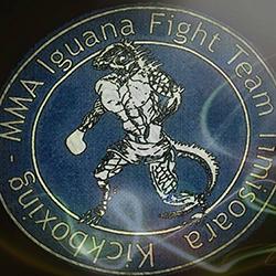 Iguana Fight Club
